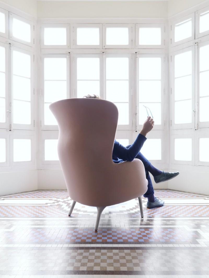 ro for fritz hansen by jaime hay n pi style. Black Bedroom Furniture Sets. Home Design Ideas